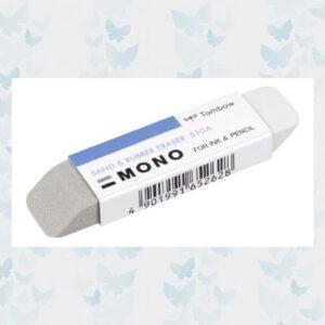 Tombow Gum MONO sand & rubber