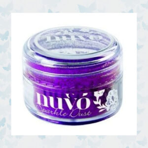 Nuvo Sparkle Dust Cosmo Berry 541N