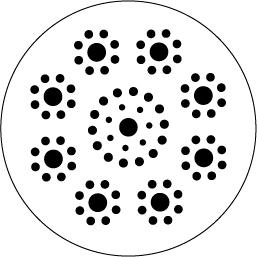 ViVa Decor - Zen Pen Sjablonen 900279000