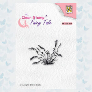 Nellies Choice Clearstamp silhouette Fairy Tale Nr 27 FTCS027