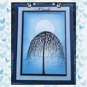 Lavinia Clear Stamp Wishing Tree LAV268