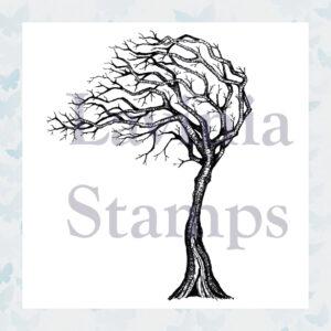 Lavinia Clear Stamp Seasonal Tree LAV382