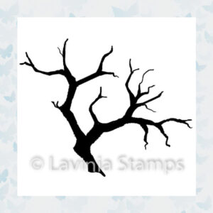 Lavinia Clear Stamp Mini Branch LAV511