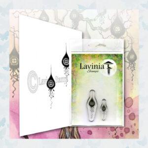 Lavinia Clear Stamp Tree Hive Set LAV600