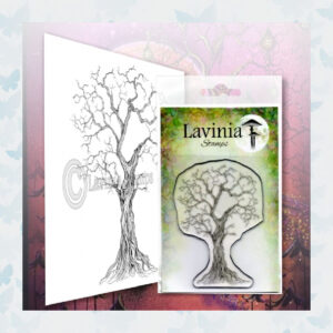 Lavinia Clear Stamp Tree of Wisdom LAV609