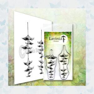 Lavinia Clear Stamp Fairy Bonnet Set LAV612