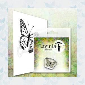 Lavinia Clear Stamp Mini Flutter LAV623