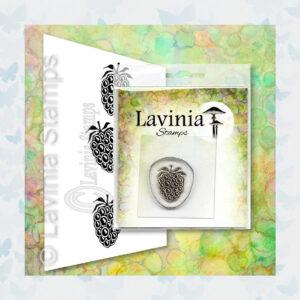 Lavinia Clear Stamp Mini Blackberry LAV650