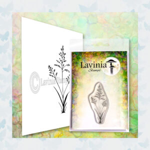 Lavinia Clear Stamp Orchard Grass LAV672