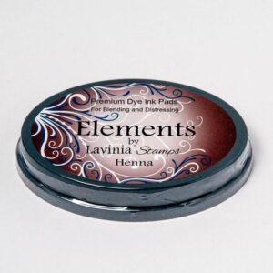 Lavinia Elements - Premium Dye Ink – Henna LSE-08