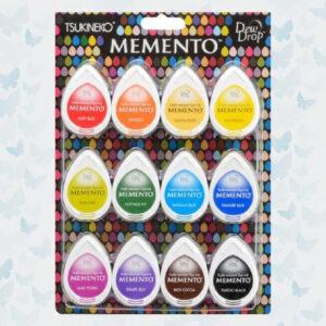 Memento Dew Drop Set - Gum Drops 12st. MD-012-100