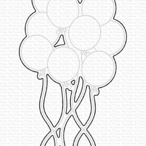 My Favorite Things Balloon Bundle Die-namics (MFT-1782)
