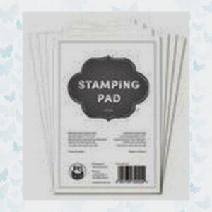 Piatek13 - Stamping Pad Wit P13-MIS-01