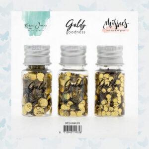 Studio Light Sequins Set Golden Goodness 3 st nr.03 SEQUINKJ03