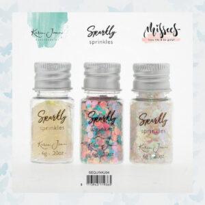 Studio Light Sequins Set Sparkly Sprinkles 3 st nr.04 SEQUINKJ04