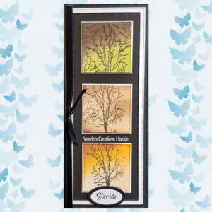 Nellie's Choice Clearstamp - Silhouette Boom-1 SIL007