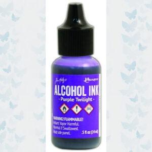 Ranger Alcohol Ink - Purple Twilight TAB25511 Tim Holz