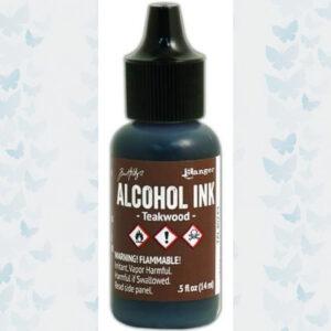 Ranger Alcohol Ink - Teakwood TAL40743 Tim Holz