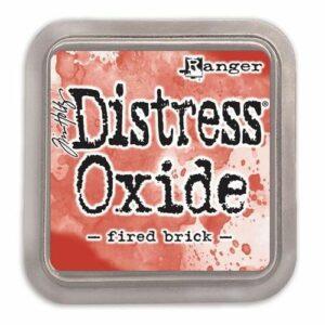 Ranger Distress Oxide - Fired Brick TDO55969 Tim Holtz