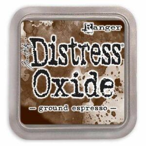 Ranger Distress Oxide - Ground Espresso TDO56010 Tim Holtz