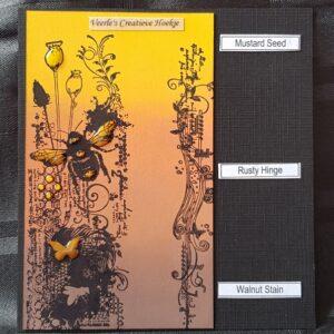 Ranger Distress Oxide - Mustard Seed TDO56089 Tim Holtz