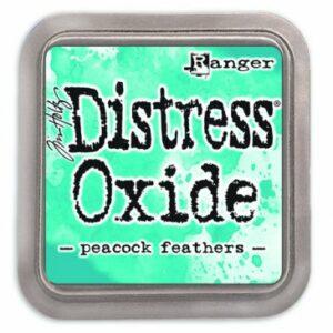 Ranger Distress Oxide - Peacock Feathers TDO56102 Tim Holtz