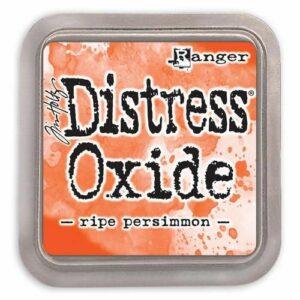 Ranger Distress Oxide - Ripe Persimmon TDO56157 Tim Holtz