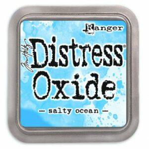 Ranger Distress Oxide - Salty Ocean TDO56171 Tim Holtz