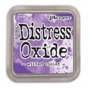 Ranger Distress Oxide - Wilted Violet TDO56355 Tim Holtz