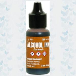 Ranger Alcohol Ink Caramel TIM21971