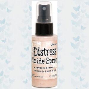 Ranger Distress Oxide Spray - Tattered Rose TSO67924Tim Holtz