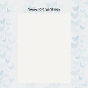 Florence • Cardstock Glad 2922-101 Off white - 100 vellen