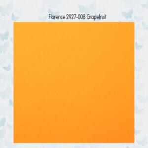 Florence Cardstock Glad 2927-008 Grapefruit