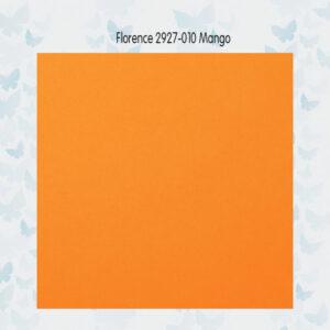 Florence Cardstock Glad 2927-010 Mango