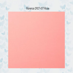 Florence Cardstock Glad 2927-017 Rose A4/10 Vellen/216gr