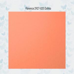Florence Cardstock Glad 2927-020 Dahlia A4/10 Vellen/216gr