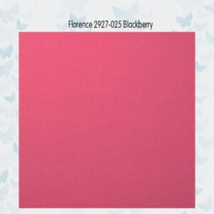Florence Cardstock Glad 2927-025 Blackberry