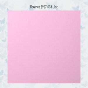 Florence Cardstock Glad 2927-033 Lilac A4/10 Vellen/216gr