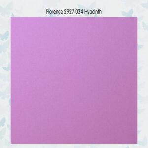 Florence Cardstock Glad 2927-034 Hyacinth A4/10 Vellen/216gr