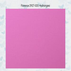 Florence Cardstock Glad 2927-035 Hydrangea A4/10 Vellen/216gr