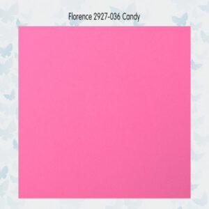 Florence Cardstock Glad 2927-036 Candy A4/10 Vellen/216gr