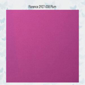 Florence Cardstock Glad 2927-038 Plum A4/10 Vellen/216gr