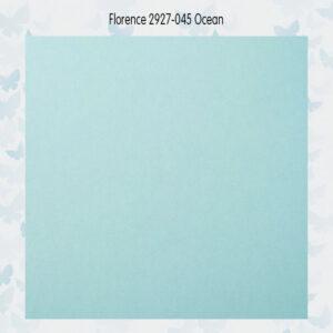 Florence Cardstock Glad 2927-045 Ocean A4