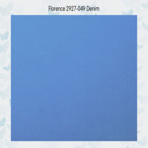Florence Cardstock Glad 2927-049 Denim A4