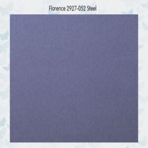 Florence Cardstock Glad 2927-052 Steel A4