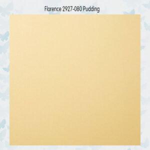 Florence Cardstock Glad 2927-080 Pudding A4/10 Vellen/216gr