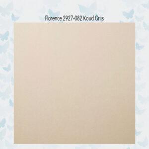 Florence Cardstock Glad 2927-082 Koud Grijs A4/10 Vellen/216gr
