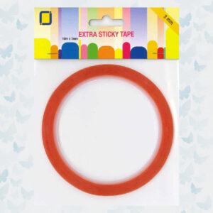 JEJE Extra Sticky Tape 3 mm 3.3183