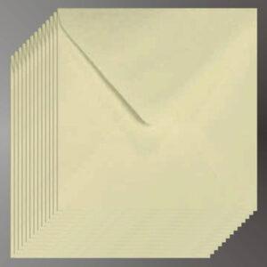 Le Suh Enveloppen Creme 14x14cm 410710