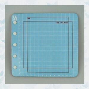 Nellie's Choice BMSTS001 - 5 reserve buttons voor de magnetic stencil colour set